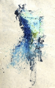 Anne May 18 | acrylic and ink on paper | 60 x 80 cm | 2012