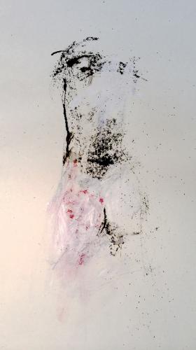 Lyrical, figurative nudes/paintings