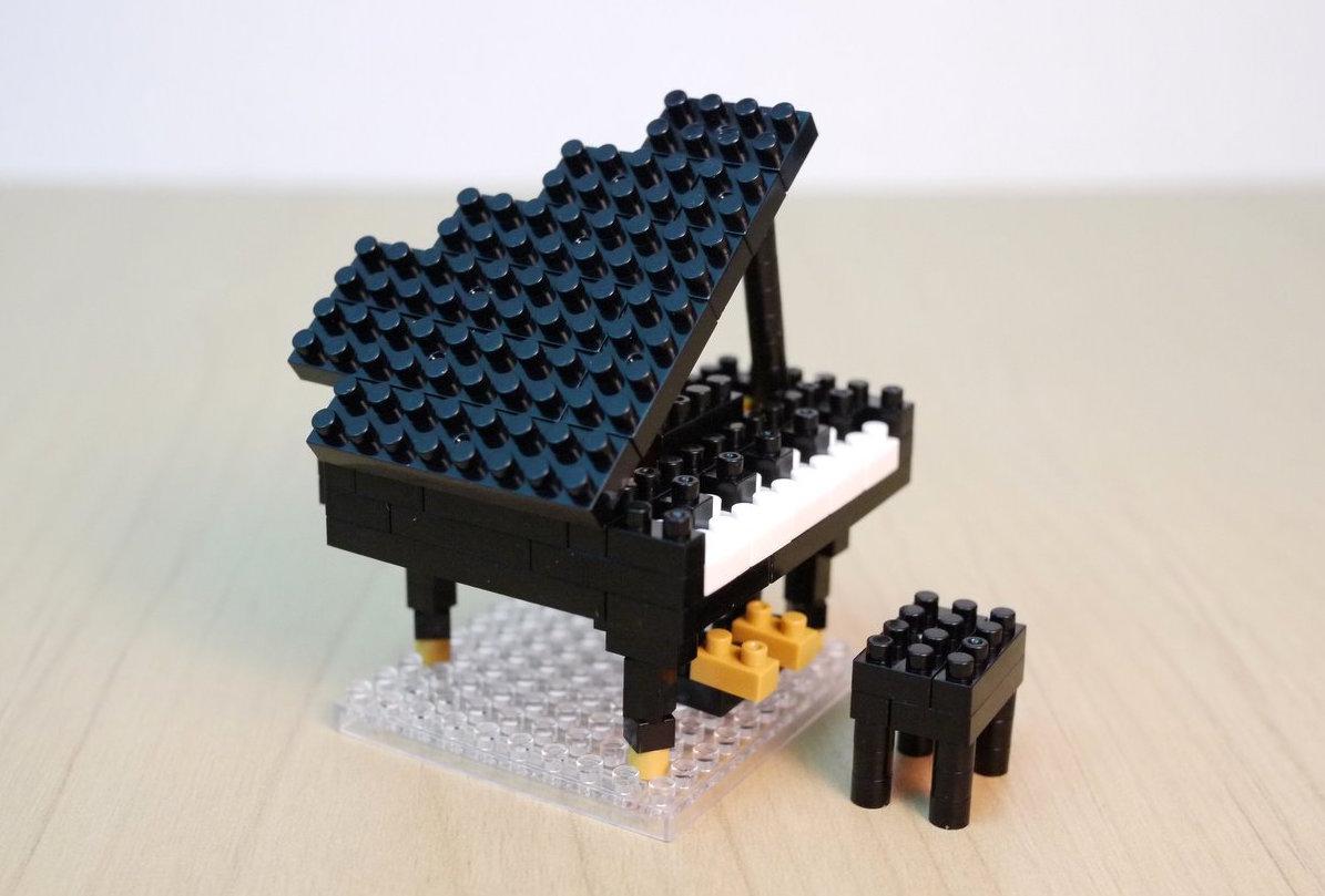 Piano lego