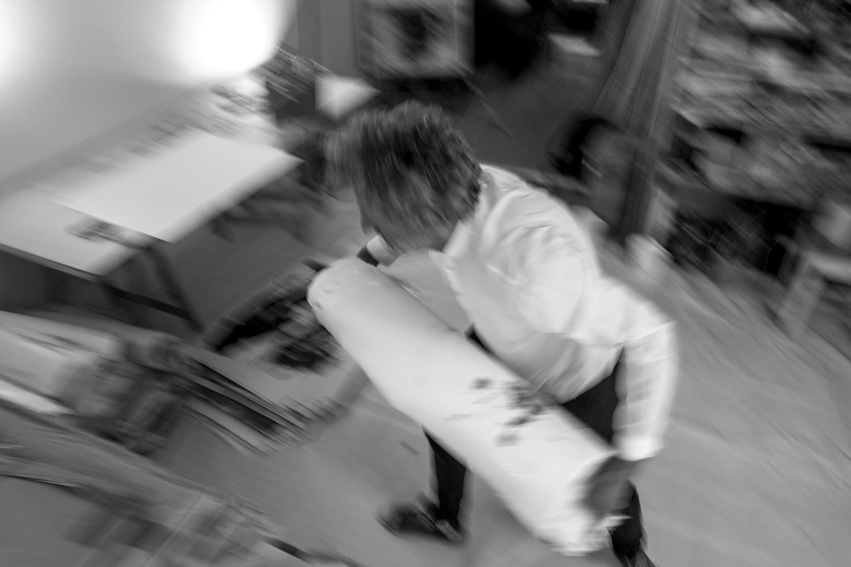 Jouke Kruijer Artist Action Research Ashridge Liminality